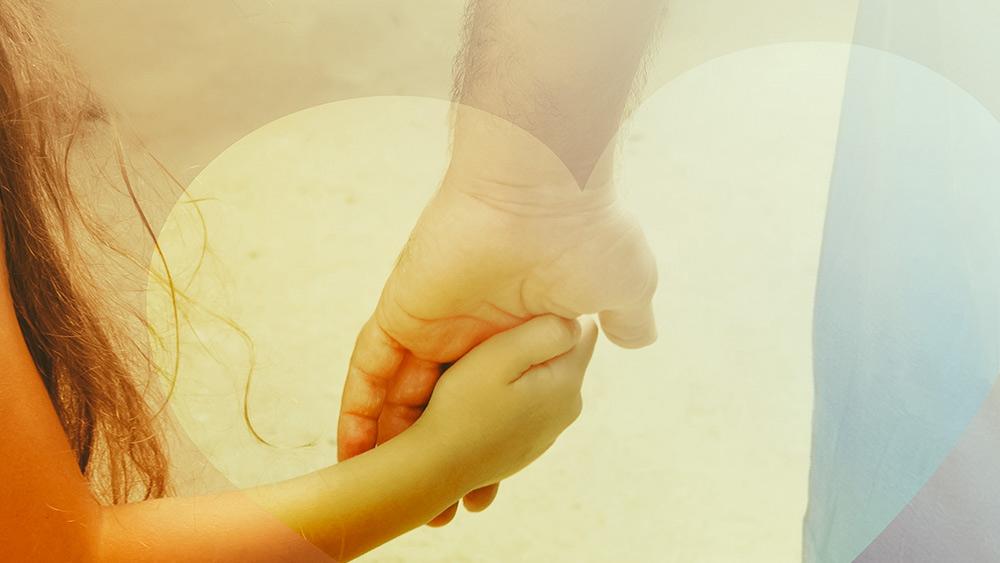 An Gottes Hand