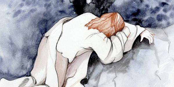 Bild gemalt von Marit Havekost