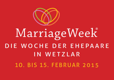 Marriage week 2015 in Wetzlar