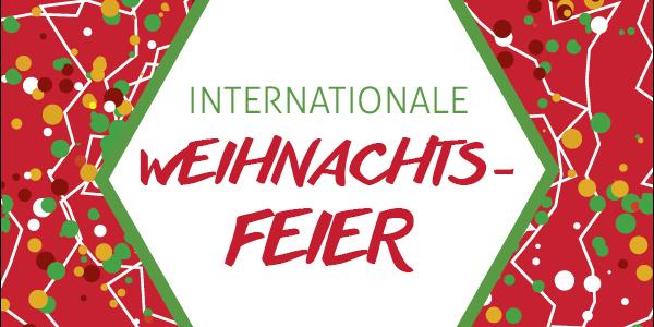 Internationale Weihnachtsfeier